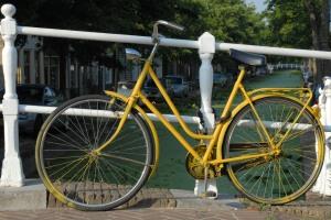 Un vélo de ville
