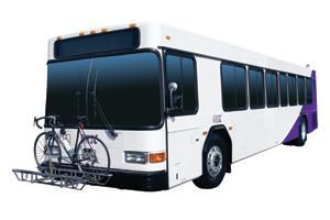 autobus équippé